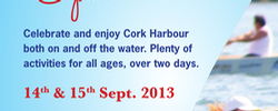 Change to Cork Harbour Weekend Program