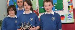 Ringaskiddy National School Win Port of Cork Schools Initiative 2013