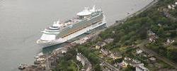Port invests over €1.5m in upgrading Cobh Cruise Terminal