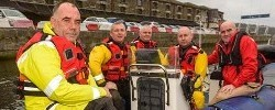 Second Boat for Cork City Missing Persons Search and Recovery (CCMPSAR)