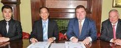 Port of Cork and Port of Xiamen Sign Trade Sister Port Agreement