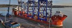Port of Cork's Deepwater Capabilities Come to the Fore