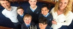 Glasheen Boys Win 'Best Overall Project' in Port of Cork Schools Initiative 2018