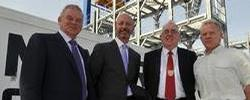 Port of Cork marks expansion of container handling facility at Ringaskiddy