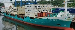 Unifeeder Launch New Container Service to Port of Cork