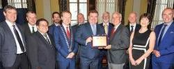 Port of Cork Welcome Mayor of Miami Dade to Cork