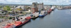 Port of Cork to Fence Off Sections of the City Quays in the Interest of Public Safety