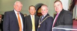 Port of Cork Signs Sister Port Agreement with Port of Shenzhen