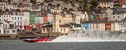 Two of the world's wildest raceboats tested in Cork in preparation for major June event