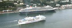 Over 100,000 Cruise Passengers Visit Port of Cork in 2010