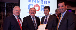 Port of Cork Signs Up to Energy Savings with SEAI