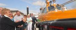 "PORT OF CORK NAMES NEW PILOT BOAT ""FAILTE"""