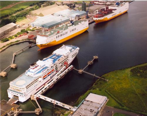 What Is Cfm >> Port of Cork - Commercial